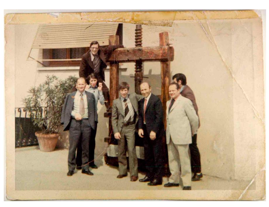 Foto storica Marcato